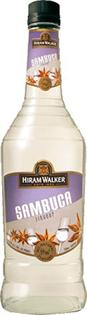 Hiram Walker Liqueur Sambuca 750ml